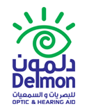 Delmon Optic Logo